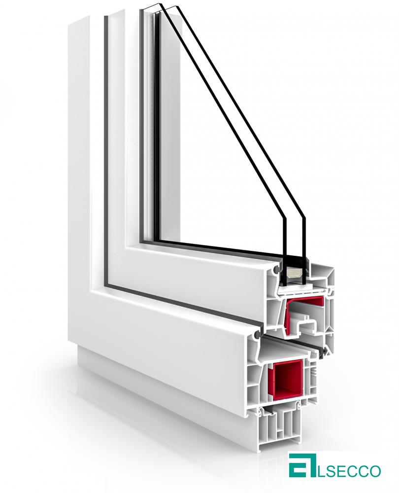Sistemul de ferestre Veka 76